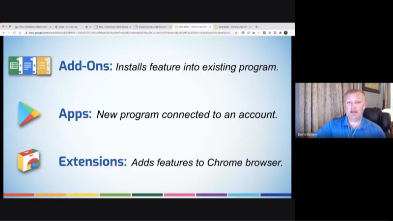 Google Chrome Add Ons and Extensions for Distance Learning