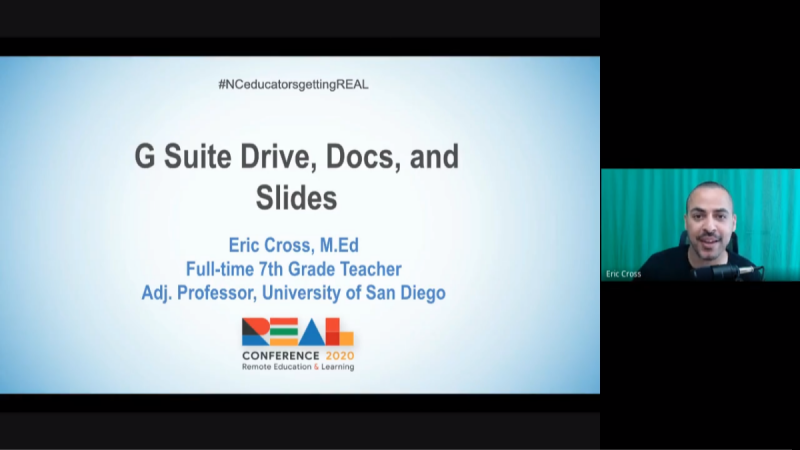 G Suite: Drive, Docs and Slides