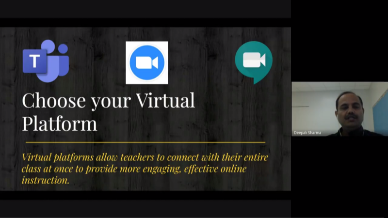 Teach Virtually like a PRO