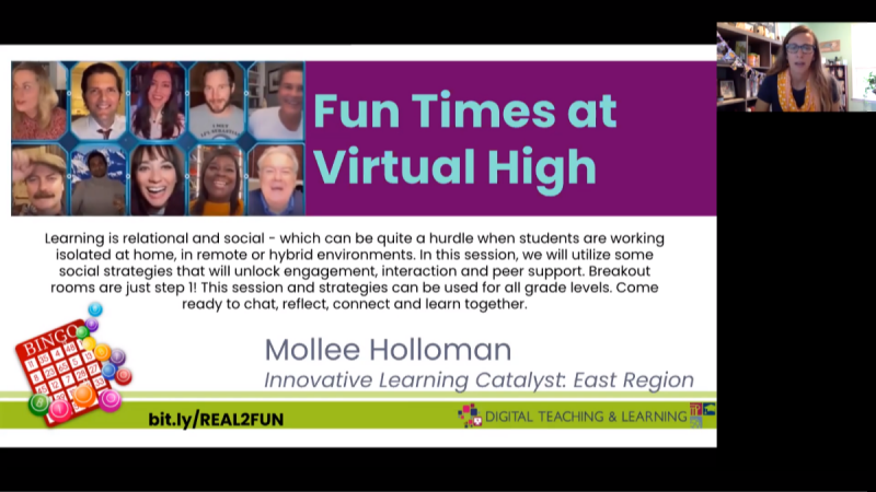 Fun Times at Virtual High