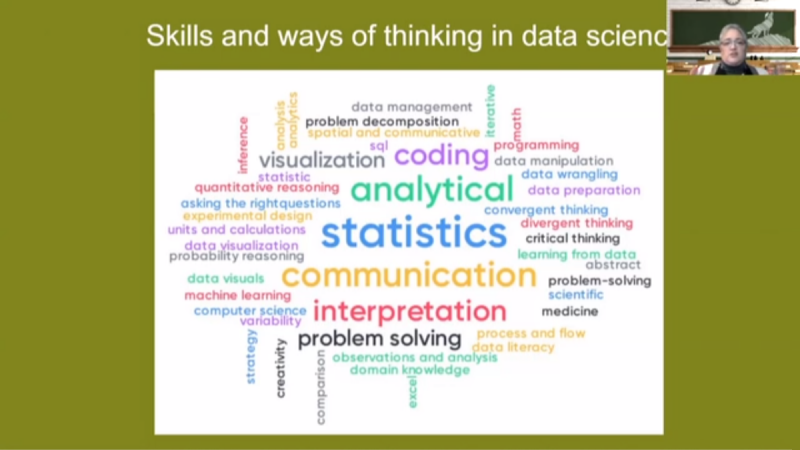 Data Science: Careers and STEM Classroom Excursions