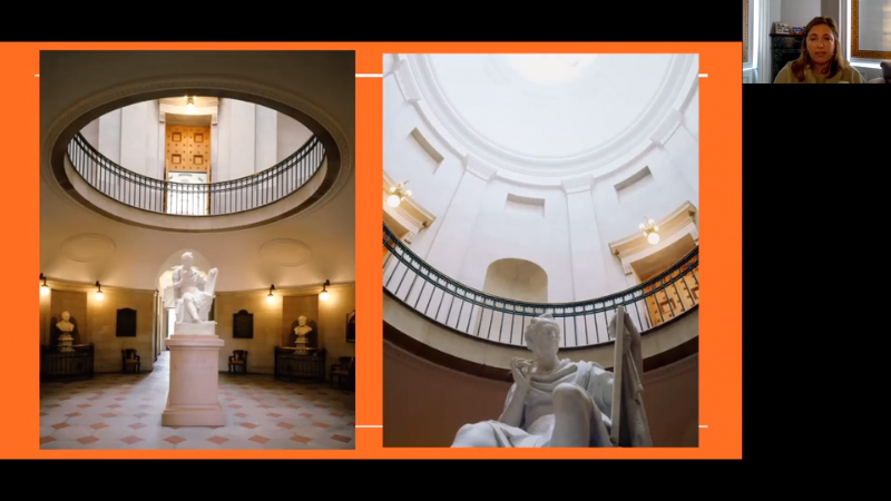 "The ""People's House?"" Looking at Slavery, Race, & Power in the North Carolina State Capitol"