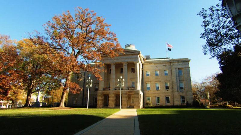 NC State Capitol Virtual Tour